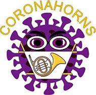coronahorns logo