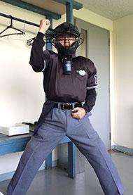 isobe umpire