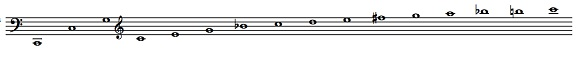 serie armonica 2